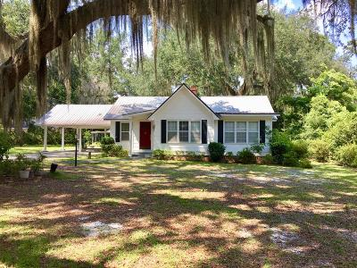 HINESVILLE Single Family Home For Sale: 117 East Mills Avenue