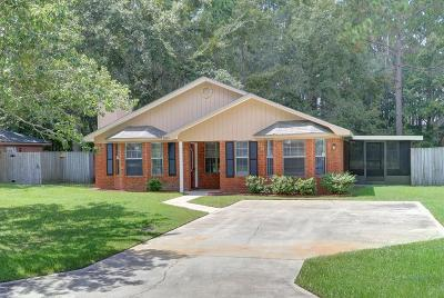 hinesville Single Family Home For Sale: 2332 Rowe Street