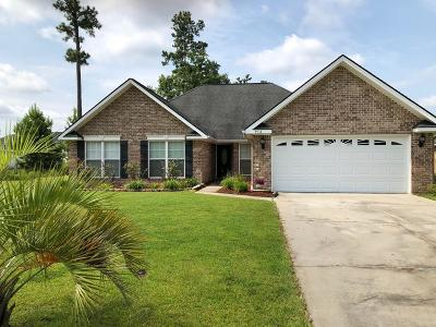 hinesville Single Family Home For Sale: 954 Oak Crest Drive