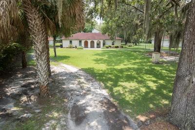 Midway Single Family Home For Sale: 83 Azalea Drive
