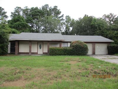 hinesville Single Family Home For Sale: 720 Madison Drive