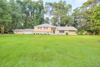 hinesville Single Family Home For Sale: 412 Timberlane Circle