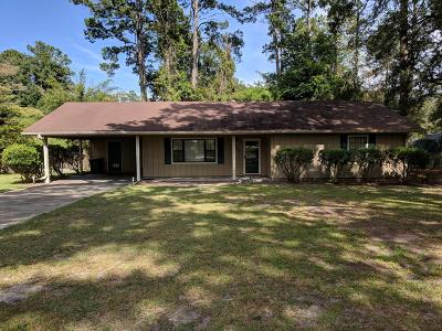 hinesville Single Family Home For Sale: 104 McArthur Drive