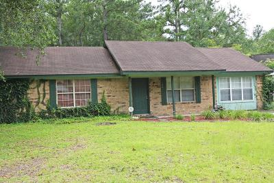 hinesville Single Family Home For Sale: 164 Randy Court