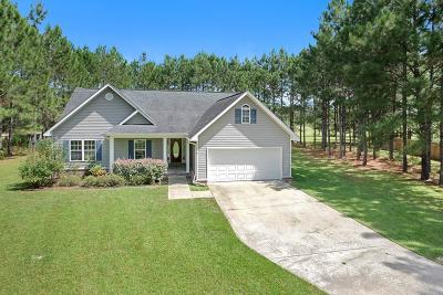 Ludowici GA Single Family Home For Sale: $159,900