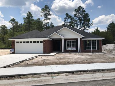 hinesville Single Family Home For Sale: 720 Waterlily Court