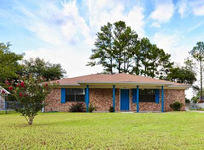 hinesville Single Family Home For Sale: 261 Whitetail Circle