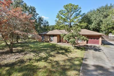 Hinesville GA Single Family Home For Sale: $119,900