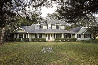 Glennville Single Family Home For Sale: 747 Ga Highway 196