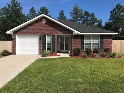 Ludowici Single Family Home For Sale: 115 Pine View Drive SE
