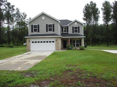 Long County Single Family Home For Sale: 116 Robin Court NE