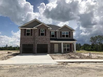 Hinesville Single Family Home For Sale: 203 Cherry Hill Crossing