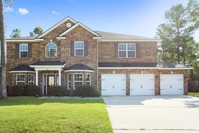 Ludowici GA Single Family Home For Sale: $314,900