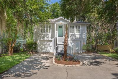 Saint Simon's Island Single Family Home For Sale: 233 Florida Street