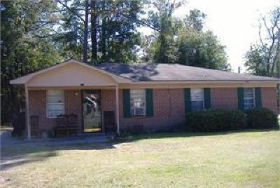 Jesup Single Family Home For Sale: 544 State Street