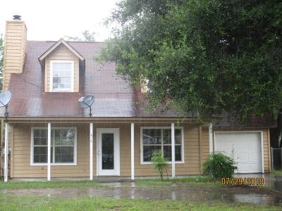 Hinesville Single Family Home For Sale: 614 Honey Creek Lane