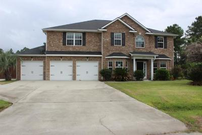 Ludowici Single Family Home For Sale: 427 Briarcrest Drive NE
