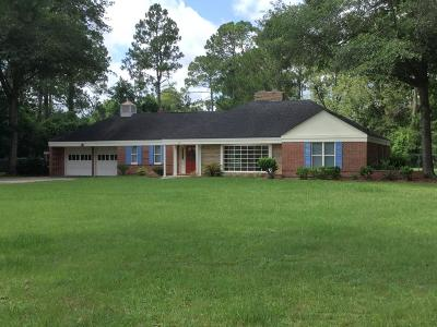 Jesup Single Family Home For Sale: 1074 Plum Street