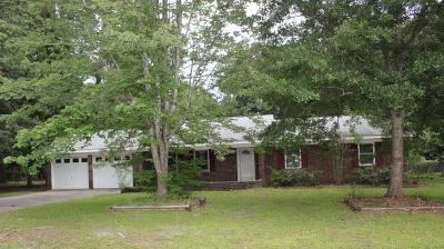Hinesville Single Family Home For Sale: 526 Forest Street