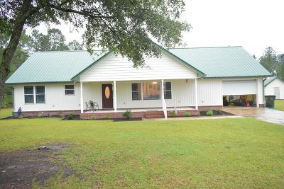Ludowici Single Family Home For Sale: 287 Duncan Road
