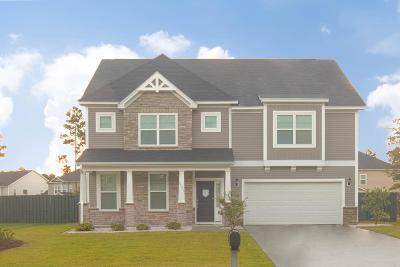 Richmond Hill Single Family Home For Sale: 1251 Castleoak Drive