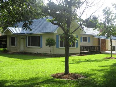 Glennville Single Family Home For Sale: 601 Henry Street