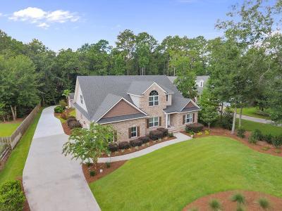 Richmond Hill Single Family Home For Sale: 35 Sabal Drive