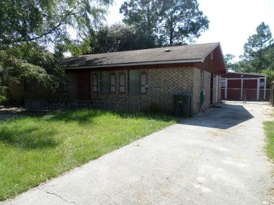 Hinesville Single Family Home For Sale: 931 South Main Street