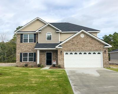 Hinesville Single Family Home For Sale: 723 Waterlily Court