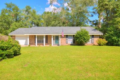 HINESVILLE Single Family Home For Sale: 706 Marlborough Court