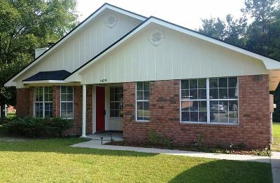 HINESVILLE Single Family Home For Sale: 1429 Sidewinder Way