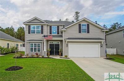 Richmond Hill Single Family Home For Sale: 462 Sunbury Drive