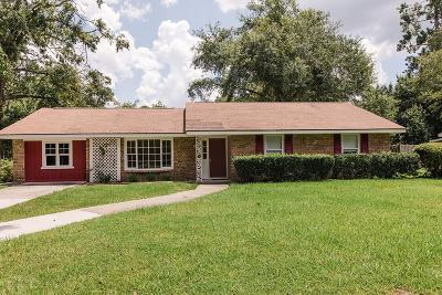 hinesville Single Family Home For Sale: 708 Marlborough Court