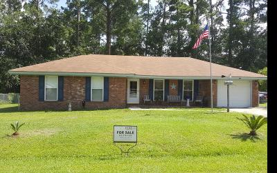 HINESVILLE Single Family Home For Sale: 304 Floyd Street