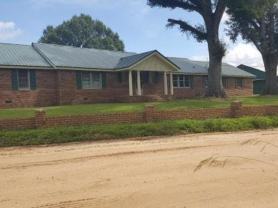 Jesup Single Family Home For Sale: 1333 New Bethel Road