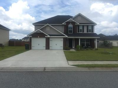 Hinesville Single Family Home For Sale: 504 Cascade Court