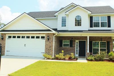 HINESVILLE Single Family Home For Sale: 717 Eden Lane