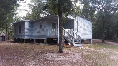 Reidsville Single Family Home For Sale: 290 Hill Lane