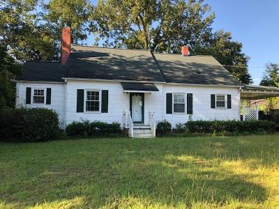 Hinesville Single Family Home For Sale: 106 East Hendry Street