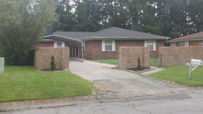 HINESVILLE Single Family Home For Sale: 510 Heritage Drive