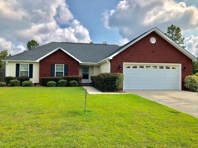 Ludowici Single Family Home For Sale: 45 Poplar Road NE