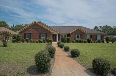 HINESVILLE Single Family Home For Sale: 520 Maxwelton Circle