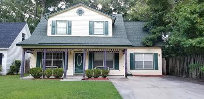 SAVANNAH Single Family Home For Sale: 7306 Albert Street