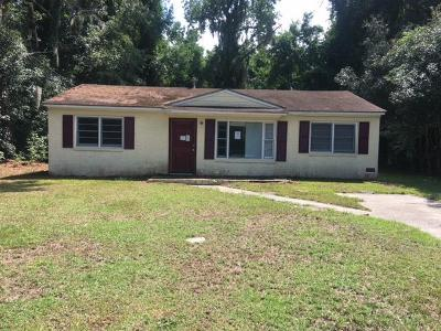 Hinesville Single Family Home For Sale: 518 Stewart Drive