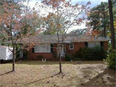 Jesup Single Family Home For Sale: 767 S 6th Street