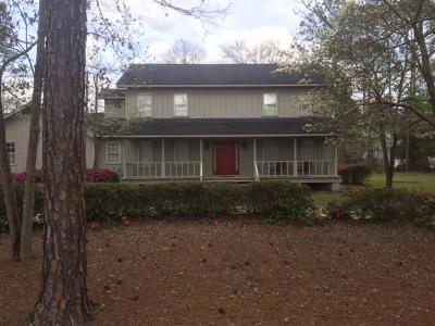 Jesup Single Family Home For Sale: 226 Pleasant Way