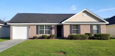 SAVANNAH Single Family Home For Sale: 167 Mills Run Drive