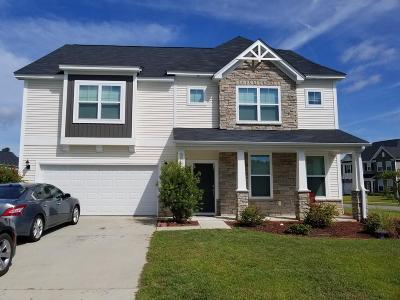Richmond Hill Single Family Home For Sale: 701 Breys Cut
