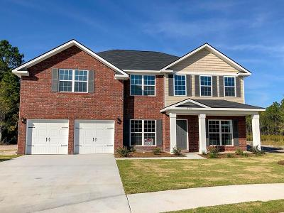 Hinesville Single Family Home For Sale: 735 Waterlily Court