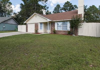 hinesville Single Family Home For Sale: 610 Honey Creek Lane